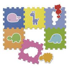 tappeti puzzle gioco tappetino puzzle animali