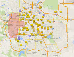 Map Of Denver Colorado by Denver Road Map Road Map Of Denver Colorado Colorado Usa Map Usa