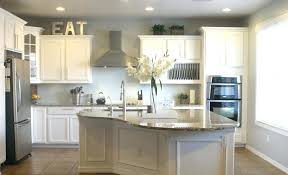 Paint Colors For Kitchen Cabinets And Walls Best Color For Kitchen Cabinets Faced