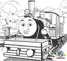 thomas train coloring pages james bltidm