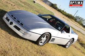 callaway corvette turbo sledgehammer optima presents corvette of the week 1988 callaway turbo