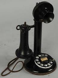 Desk Telephones Identifying Desk Telephones Including Candlesticks