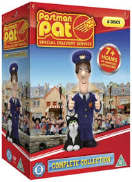 postman pat special delivery service complete collection dvd