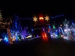 holidays made bright with christmas lights in iron county stgnews