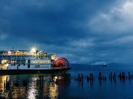 columbia river cruises sunset