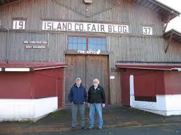 Oak Harbor Roller Barn Island County Fair Buildings Added To State Heritage Barn Registry