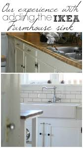 When Is The Next Ikea Kitchen Sale Our Experience With The Ikea Domsjo Double Bowl Farmhouse Sink