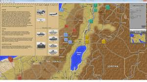 Middle East Map Game by Grogheads Interviews Ron Dockal Of Schwerpunkt Games Grogheads
