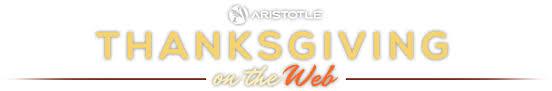 thanksgiving activities thanksgiving website aristotle