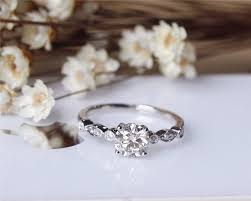 gorgeous engagement rings pretty engagement rings from etsy popsugar fashion australia