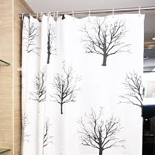 Curtains With Trees On Them Shower Curtains With Trees 100 Images Winter Forest Birch