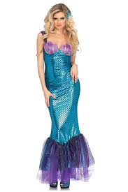mermaid costume women s blue mermaid costume masquerade express