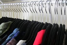 black velvet hangers arafen