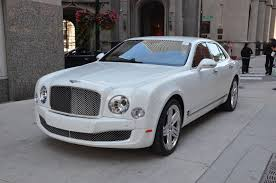 gold bentley mulsanne 2012 bentley mulsanne stock gc1375 for sale near chicago il