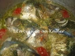 cuisine maquereau maquereau à la cocotte la cuisine camerounaise