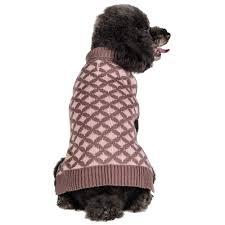 pet sweaters argyle designer sweater sweaters hoodies