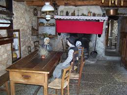 cuisine d autrefois départ de la visite les outils d autrefois photo de ferme