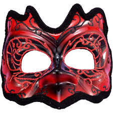 mardi gras halloween costumes coxeer masquerade mask for women mardi gras mask with flower