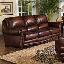 Traditional Leather Sofas Shop Leather Wolf And Gardiner Wolf Furniture