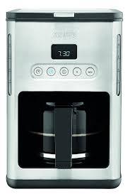 amazon com krups km442d control line programmable coffee maker
