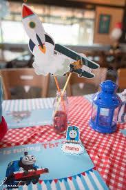 kara u0027s party ideas thomas train themed birthday party