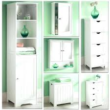 Free Standing Bathroom Storage Bathroom Storage Cabinets Free Standing Alanwatts Info