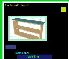 Woodworking Bookshelf Plans Free by Free Wooden Bookshelf Plans 103126 The Best Image Search