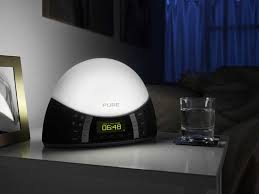 Wake Up Light Alarm Clock Best Sunrise Wake Up Alarm Clocks With Dab U0026 Fm Radio Built In
