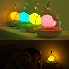 Touch Lights For Bedroom Home Led L Bedroom Table Lights Birdcage Touch