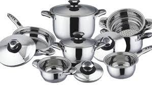 batterie cuisine professionnelle batterie de cuisine inox professionnel cuisineactuelle com
