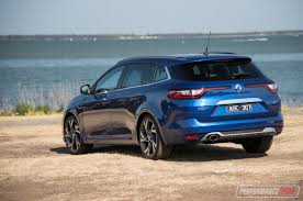 renault hatchback from the 1980s 2017 renault megane gt wagon review video performancedrive