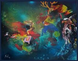 Spray Paint Artist - gerardo amor spray paint art