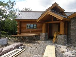 log cabin modular house plans uncategorized cabin homes plans log home with loft floor living