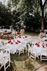 glam autumn wedding at belle gardens ruffled