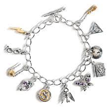 j k rowling charm bracelets