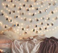 guirlande lumineuse chambre guirlande lumineuse pour une atmosphère chaleureuse