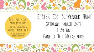 easter scavenger hunt easter egg scavenger hunt faneuil hall marketplace main