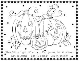 halloween coloring pages crafts vitlt com