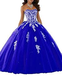 blue quinceanera dresses royal blue quinceanera dresses