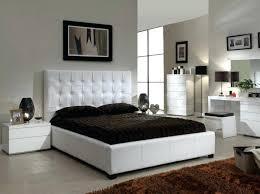 chambre a coucher noir et blanc chambre grise et decoration chambre a coucher 3 noir