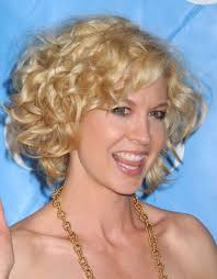 perm hair style for fine layered hair 34 best short hair images on pinterest hair cut curly crop and