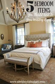wedding registry furniture 5 bedroom items you should add to your wedding registry a