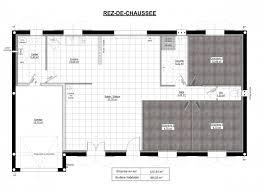plan maison 90m2 plain pied 3 chambres plan de maison 90m2 plain pied gratuit maison plain pied sur
