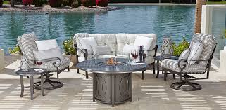 Woodard Wrought Iron Patio Furniture Aluminum Patio Furniture Atlanta Aluminum Outdoor Furniture