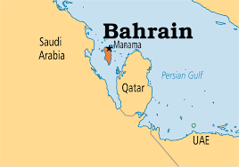 map of bahrain map of bahrain travel map travelquaz com