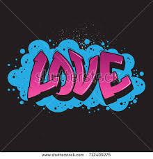 graffiti vector design element stock vector 139323764 - Graffiti Design