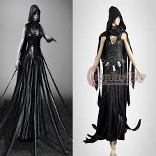 Marvel Halloween Costume Custom Marvel Comics Death Costume Suit Women U0027s