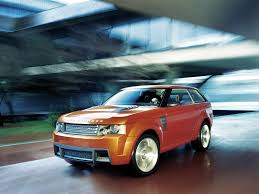 land rover concept concepts and prototypes range stormer 2004 aronline