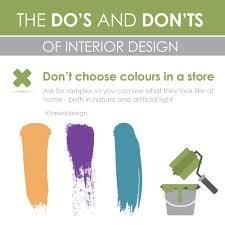 Home Design Do S And Don Ts Blog U2014 Tassini Design