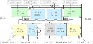 Parc Imperial Floor Plan Bond Brickell Brickell Com